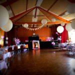 Salle des fêtes de Chalmoux