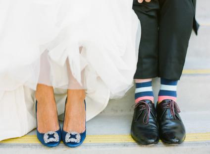 Personnaliser ses chaussures de mariage