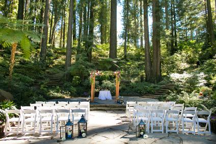 Lieu pour cérémonie de mariage