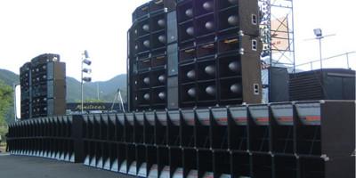 Le DJ ne doit pas intervenir avec une sonorisation trop puissante