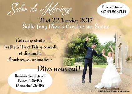 Salon mariage Crêches-sur-Saône