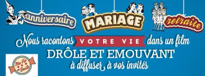 Ma Vie en Boite - Mariage