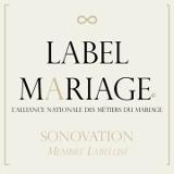 Sonovation est membre de Label Mariage©