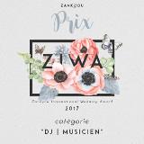 Sonovation remporte le prix ZIWA 2017 pour la catégorie DJ | MUSICIEN en Bourgogne