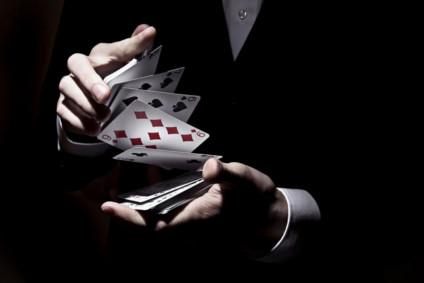 Magicien à un mariage