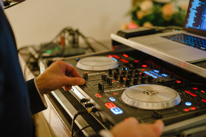 DJ pour faire danser