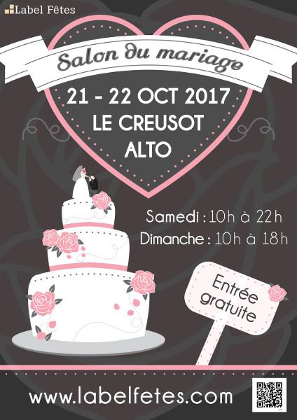 Salon mariage Creusot 2017